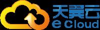 中国电信-天翼云 LOGO